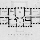 Усадьба Ярополец Чернышевых, главный дом, проект реставрации