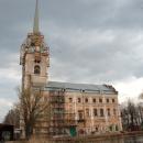 Ярославль церковь Петра и Павла до реставрации