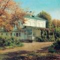 В.П. Батурин. Дом Л.Н. Толстого в Ясной поляне, 1911