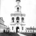 Великий Новгород Юрьев монастырь, колокольня