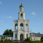 Великий Новгород Юрьев монастырь