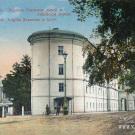 Лицей и Знаменская церковь в Царском Селе (Пушкин)