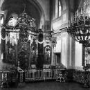 Знаменская церковь в Царском Селе, интерьер