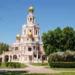 Усадьба Фили, церковь Покрова Богородицы