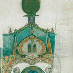 Эскиз абрамцевской часовни. В.М. Васнецов, 1891 г.