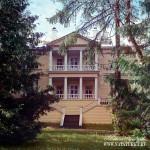 Бородино, усадебный дом