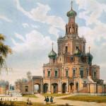 Церковь Покрова Богородицы в Филях