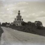 Церковь Покрова Богородицы в Филях. Фото Живаго