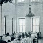 Усадьба Гребнево, парадный зал главного дома