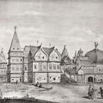 Усадьба Коломенское, деревянный дворец