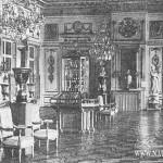 Усадьба Кусково, интерьер парадного зала