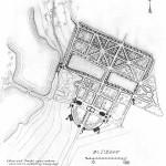 План усадьбы Михалково