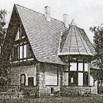Усадьба Райки, «Американский дом». Фото нач. XX в.