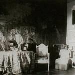 Усадьба Сенницы.Усадьба Сенницы, восточная комната в доме Келлеров. Фото нач. XX в. 3.