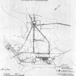 Усадьба Троицкое-Кайнарджи, план усадьбы