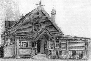 Усадьба Абрамцево, мастерская