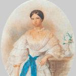 Княжна П.С. Щербатова