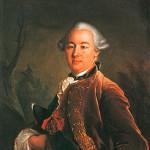Портрет графа П.Б. Шереметева