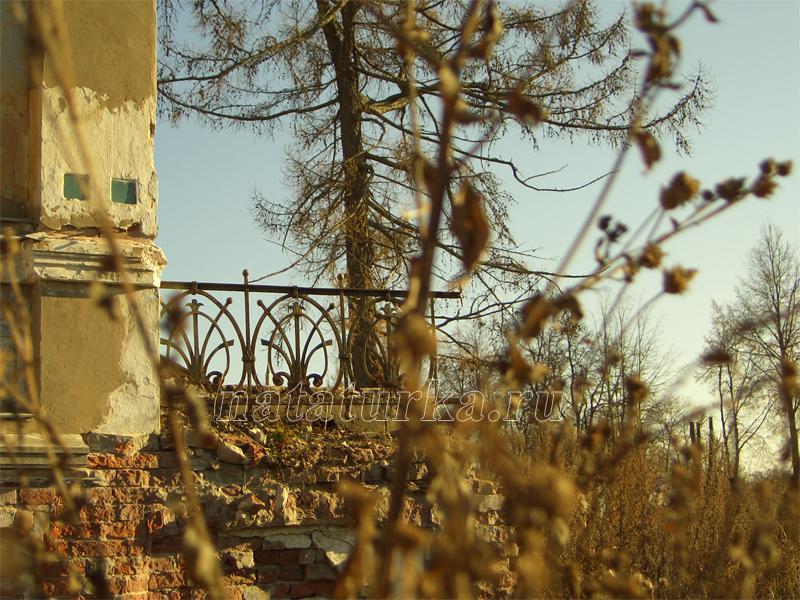 Усадьба Хлебникова в Можайске