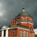 Растуново. Церковь Иверской иконы Божией Матери