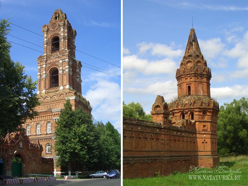 Колычево. Казанский женский монастырь