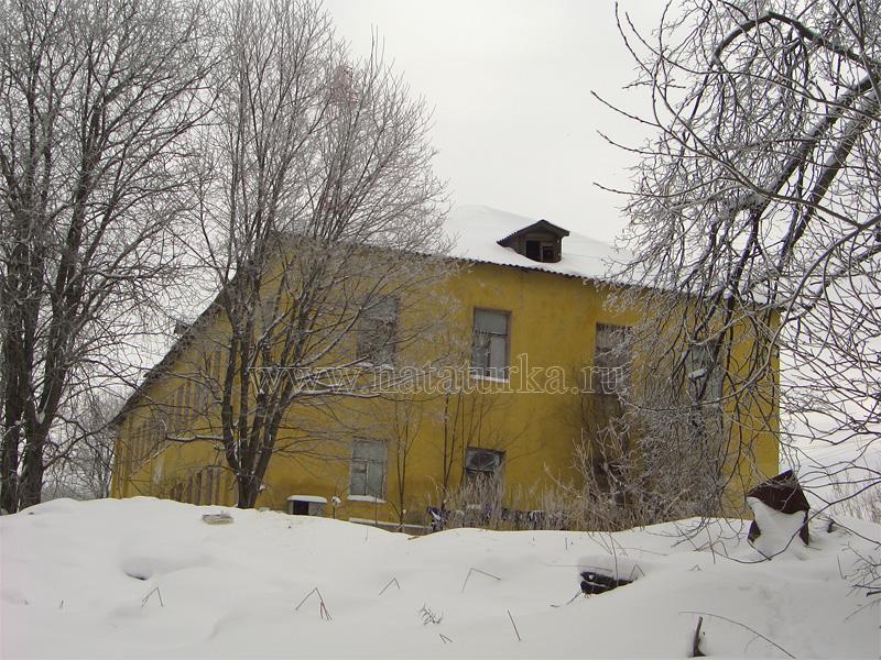 Усадьба Доршево, обезличенный главный дом