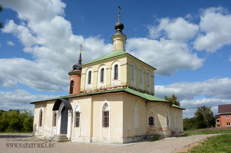 Рождественская церковь в Колюбакино