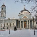 Пехра-Покровское. Церковь Покрова Пресвятой Богородицы