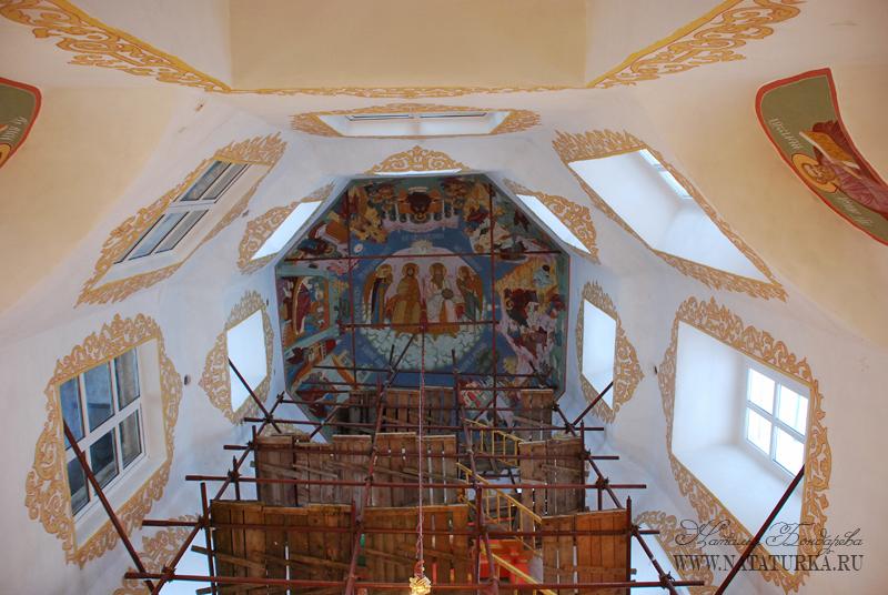 Смоленская церковь в Софрино