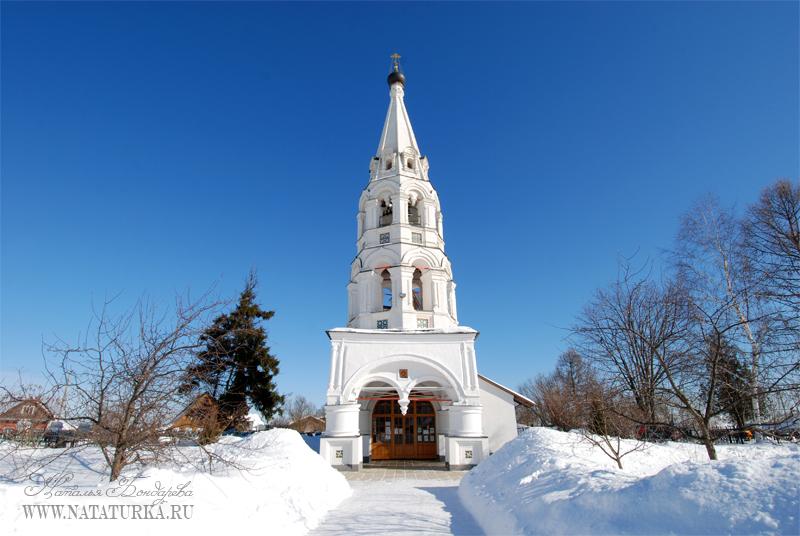 Церковь Рождества Богородицы в Поярково