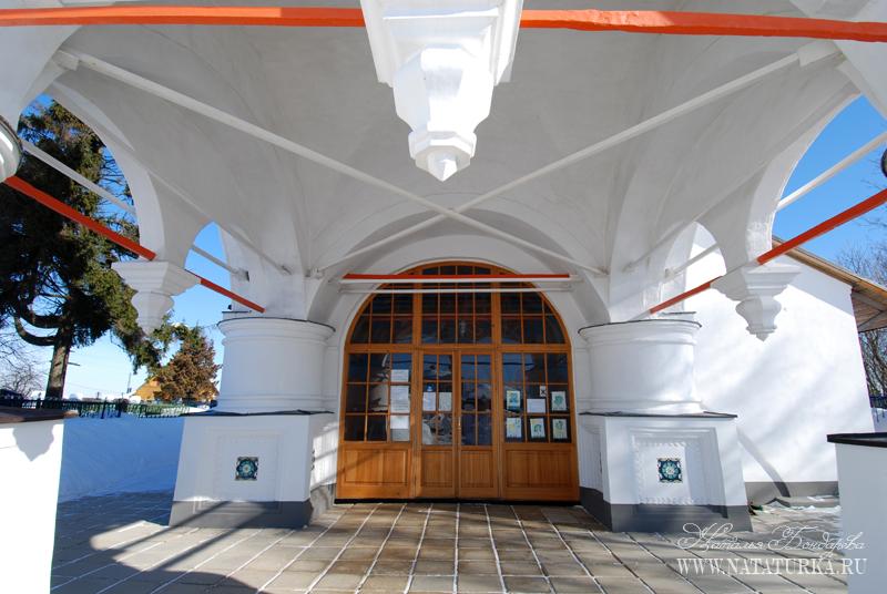 Поярково, Рождественская церковь
