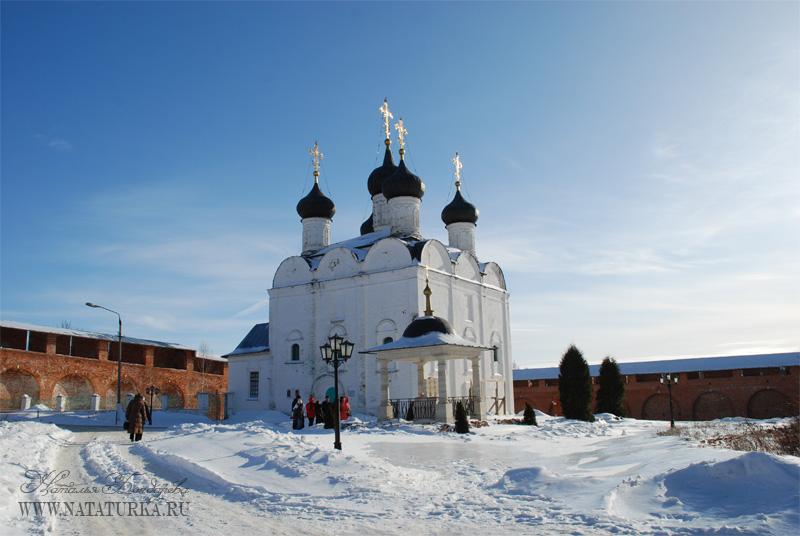 Зарайский кремль, Никольский собор