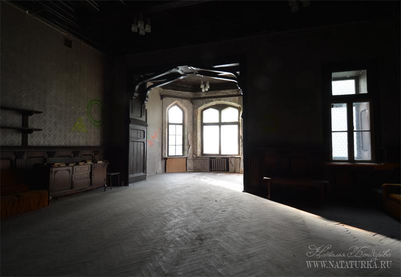 Усадьба Успенское, главный дом