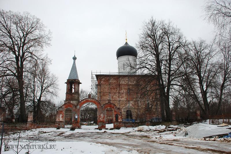 Церковь Рождества Богородицы Медведевой пустыни