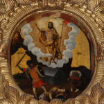 Церковь Покрова в Филях, фрагмент декора