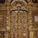 Церковь Покрова в Филях, алтарные врата