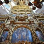 Церковь Покрова в Филях, иконостас