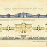 Усадьба Фряново, проект реставрации