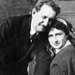 Супруги Гиршманы: Владимир Осипович и Генриетта Леопольдовна