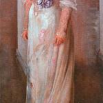 Портрет графини М.А. Келлер, Л.С. Бакст, 1902 г.