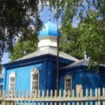 Троицкая церковь в Шувое