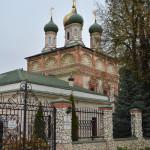 Колычево. Воскресенская церковь