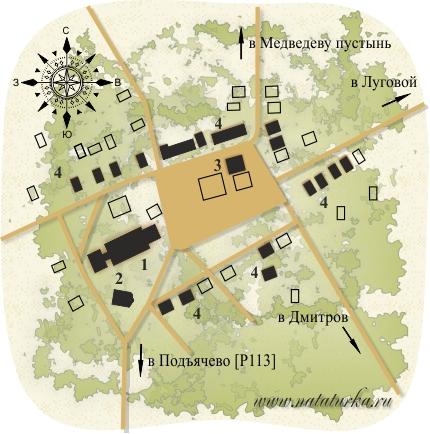 Никольский собор в Рогачёво