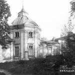 Усадьба Суханово. Церковь во Имя Положения Честного Пояса Пресвятая Богородица (1770-1780)