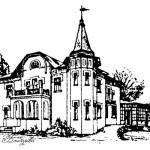 Реконструкция усадебного дома Липгарта (ПАМО)