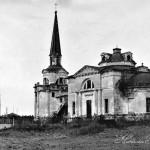 Усадьба Введенское, церковь