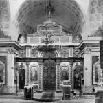 Усадьба Введенское, церковь, иконостас