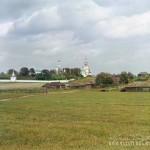 Успенский Колоцкий монастырь, фото С.М. Прокудин-Горский
