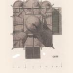 Троице-Сергиева лавра, Троицкий собор, план кровли