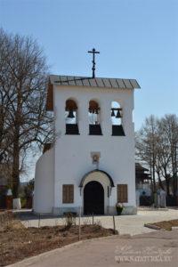 Никольская церковь в Каменском, звонница